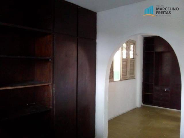Cobertura com 3 dormitórios para alugar, 180 m² por R$ 709,00/mês - Dionisio Torres - Fort - Foto 12