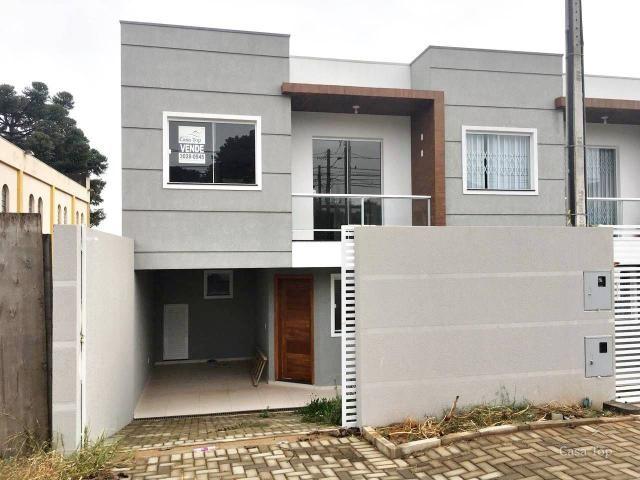 Casa à venda com 3 dormitórios em Neves, Ponta grossa cod:1034 - Foto 2