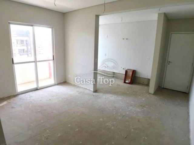 Apartamento à venda com 2 dormitórios em Estrela, Ponta grossa cod:2607 - Foto 3