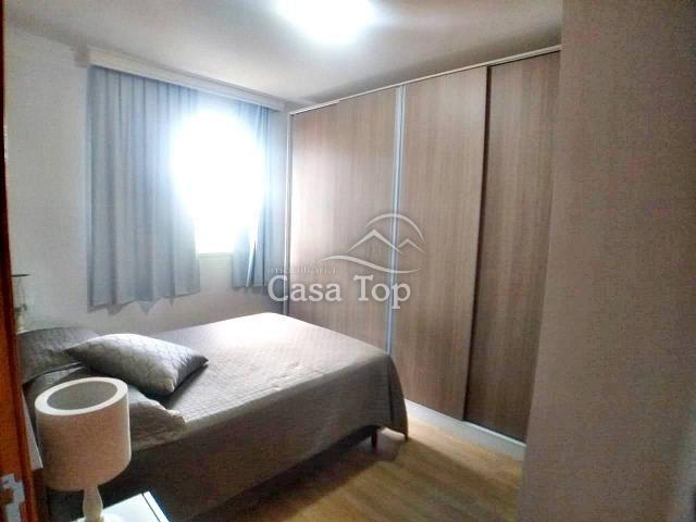 Apartamento à venda com 3 dormitórios em Estrela, Ponta grossa cod:407 - Foto 5