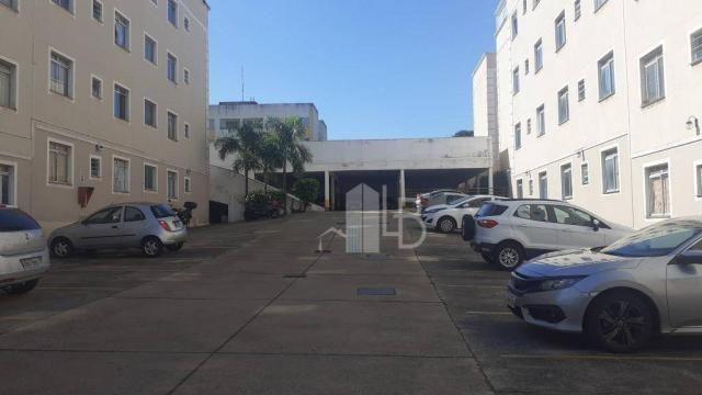 Apartamento com 2 dormitórios para alugar, 44 m² por R$ 750,00/mês - Martins - Uberlândia/ - Foto 3