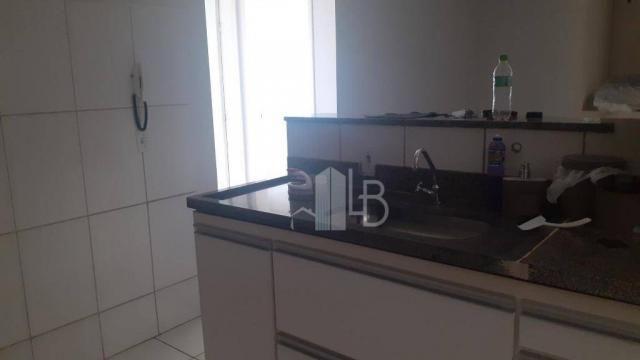Apartamento com 2 dormitórios para alugar, 44 m² por R$ 750,00/mês - Martins - Uberlândia/ - Foto 16