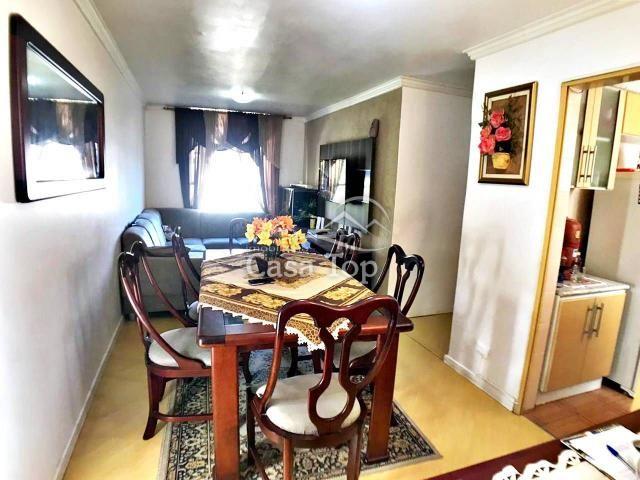 Apartamento à venda com 3 dormitórios em Jardim carvalho, Ponta grossa cod:2295 - Foto 2