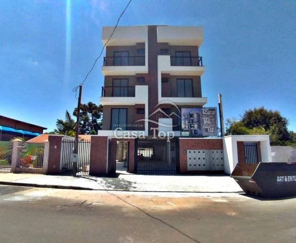 Apartamento à venda com 1 dormitórios em Jardim carvalho, Ponta grossa cod:2829