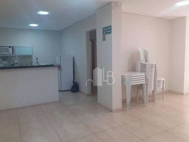 Apartamento com 3 quartos para alugar, 90 m² por R$ 2.200/mês - Centro - Uberlândia/MG - Foto 9