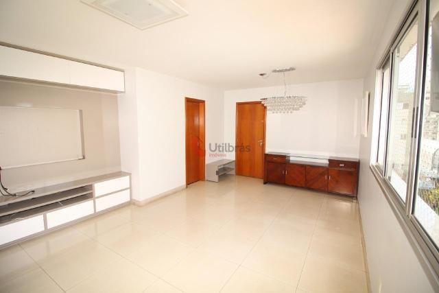 Apartamento à venda, 3 quartos, 1 suíte, 2 vagas, Santo Agostinho - Belo Horizonte/MG