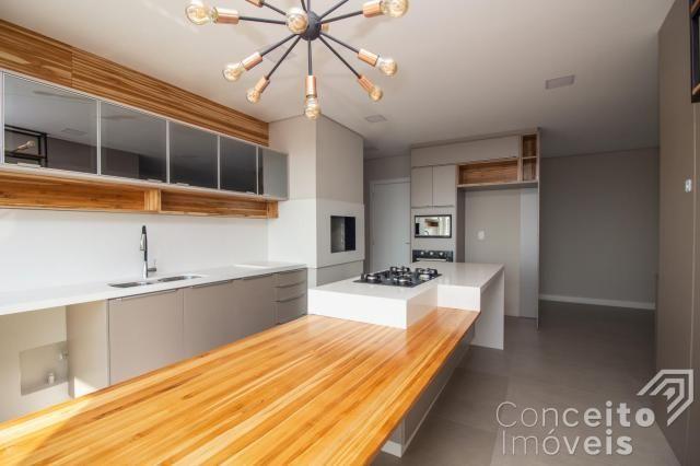 Apartamento à venda com 3 dormitórios em Jardim carvalho, Ponta grossa cod:391691.001 - Foto 9