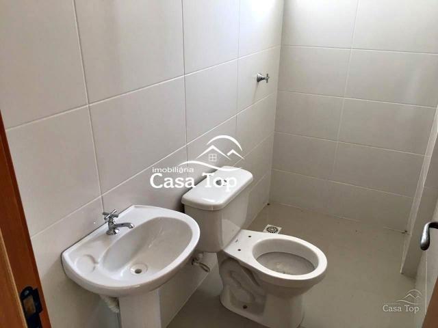 Apartamento à venda com 2 dormitórios em Jardim carvalho, Ponta grossa cod:1835 - Foto 13