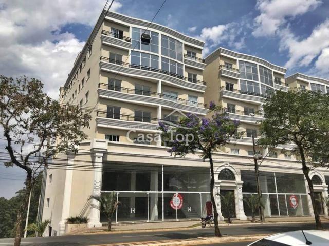 Apartamento à venda com 3 dormitórios em Oficinas, Ponta grossa cod:3633 - Foto 2