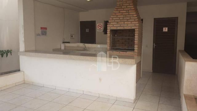 Apartamento com 2 dormitórios para alugar, 44 m² por R$ 750,00/mês - Martins - Uberlândia/ - Foto 6