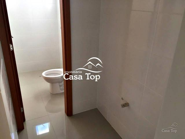 Apartamento à venda com 2 dormitórios em Jardim carvalho, Ponta grossa cod:1835 - Foto 12