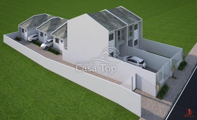 Casa de condomínio à venda com 2 dormitórios em Oficinas, Ponta grossa cod:3654 - Foto 8