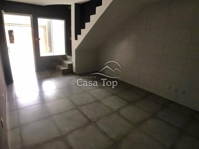 Casa à venda com 2 dormitórios em Nova russia, Ponta grossa cod:3826 - Foto 3
