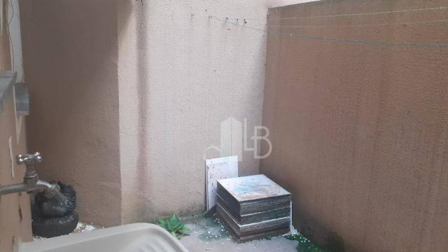 Apartamento com 2 dormitórios para alugar, 44 m² por R$ 750,00/mês - Martins - Uberlândia/ - Foto 17