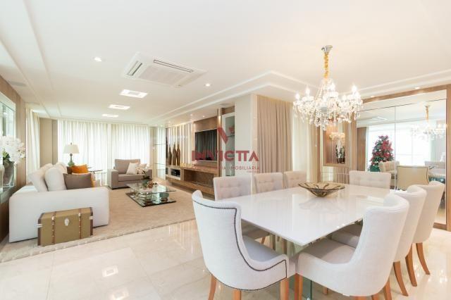 Apartamento à venda com 4 dormitórios em Ecoville, Curitiba cod:AA 1597