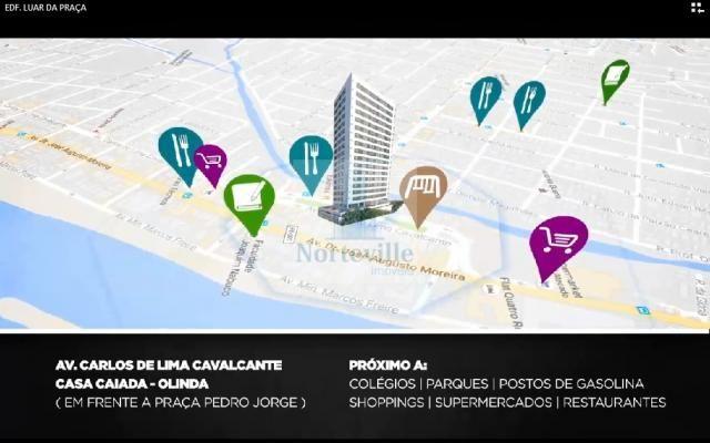 Apartamento à venda com 1 dormitórios em Casa caiada, Olinda cod:N03-02