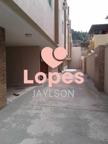 Casa de vila à venda com 2 dormitórios em Olaria, Rio de janeiro cod:469048 - Foto 12
