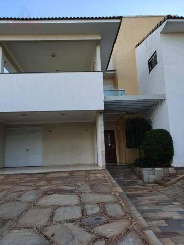 Casa estilo sobrado alto padrão em cond. fechado com 4/4 à venda, 328m² por R$ 1.460.000 - - Foto 4