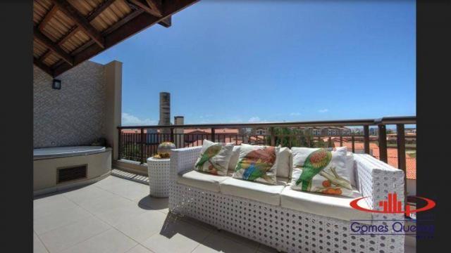 MEDITERRANEE! Apartamento Duplex com 4 dormitórios à venda, 176 m² por R$ 995.000 - Porto  - Foto 5