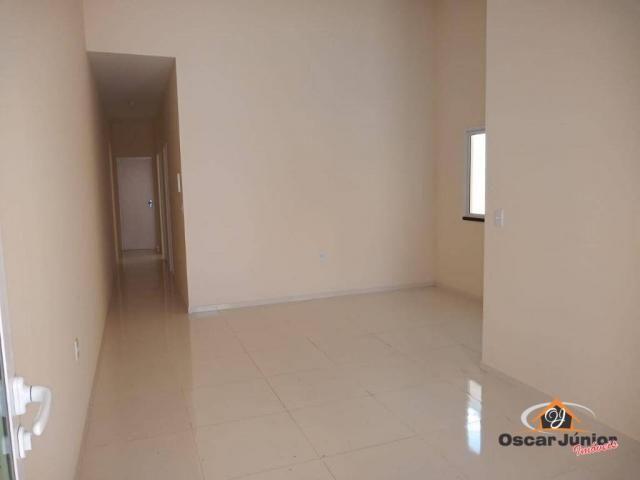 Casa com 3 dormitórios à venda, 98 m² por R$ 295.000,00 - Centro - Eusébio/CE - Foto 3