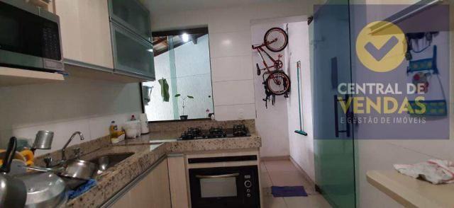 Casa à venda com 4 dormitórios em Santa mônica, Belo horizonte cod:159 - Foto 8