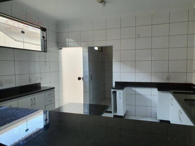 Casa estilo sobrado alto padrão em cond. fechado com 4/4 à venda, 328m² por R$ 1.460.000 - - Foto 13