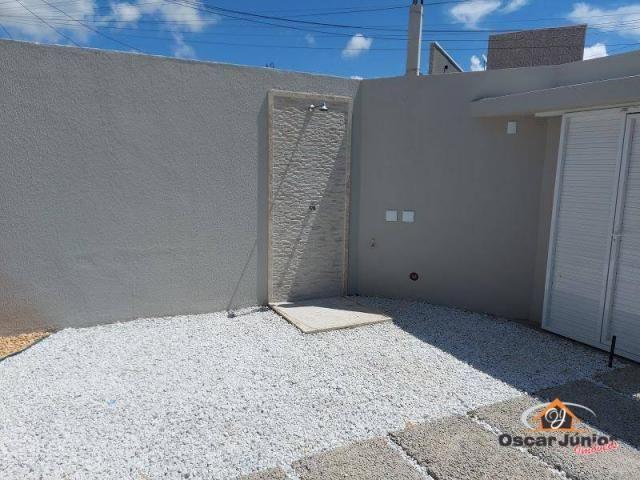 Casa com 3 dormitórios à venda por R$ 290.000,00 - Tamatanduba - Eusébio/CE - Foto 3