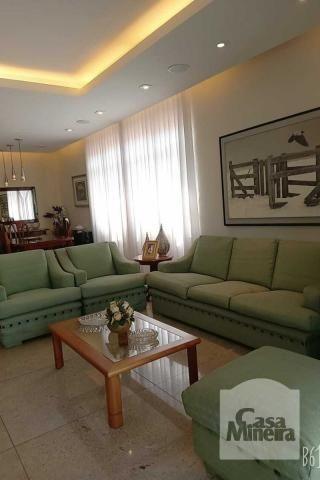 Apartamento à venda com 4 dormitórios em São josé, Belo horizonte cod:277116 - Foto 2