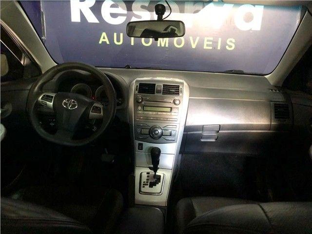 Toyota Corolla 2013 2.0 xrs 16v flex 4p automático - Foto 10