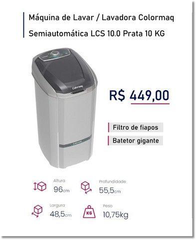 Tanquinho - Colomarq - 10 kg ( Sexta Especial )