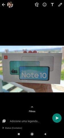 Redmi Note 10 128g promoção