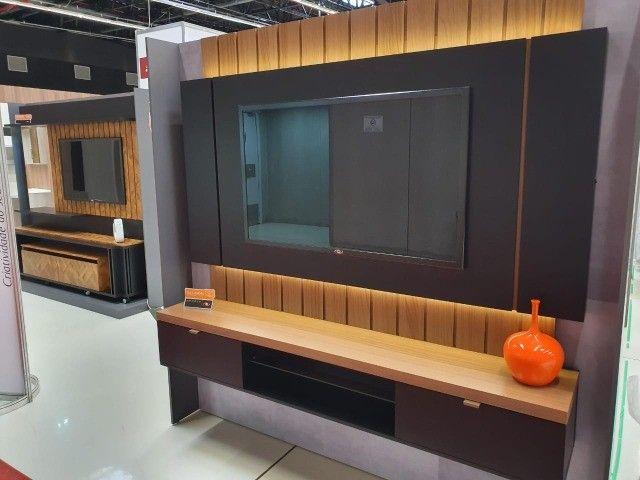 """Painel Illusion - TV até 55"""" - Promoção de Outubro - Foto 4"""