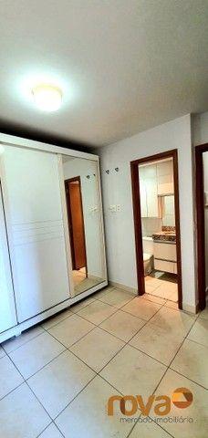 Apartamento à venda com 3 dormitórios em Parque amazônia, Goiânia cod:NOV236230 - Foto 13