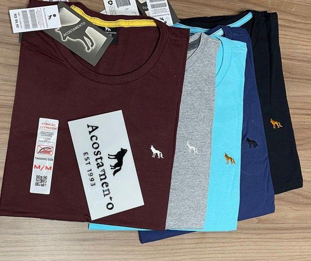 Camisas lisas diversas  - Foto 2