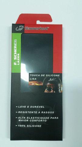 Kit Natação, Touca De Natação + Óculos + Meia Hidroginástica - Foto 3
