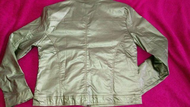 Jaquetas tecido confortável R$150,00 cada - Foto 4