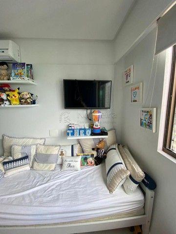 Hh1319  Setubal, apto 174m, 4 quartos, 3 suites,  3 vagas, 16´andar, $7300 tudo incluso - Foto 10