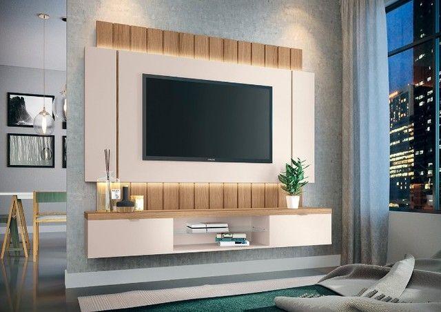 """Painel Illusion - TV até 55"""" - Promoção de Outubro - Foto 2"""