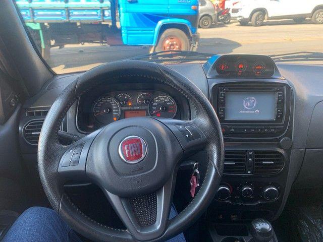 Fiat Strada Adventure 1.8 16V (Flex) (Cabine Estendida) - Foto 8