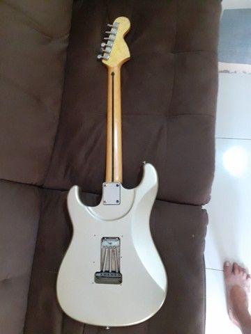 Guitarra Tagima Série Especial Braço modificado por Luthier - Foto 3