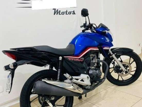 CG 160 Titan 2021 R$ 2.000 de entrada - Foto 5