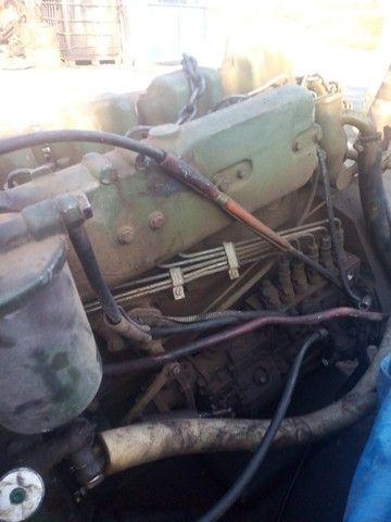 Motor MB 449 5 cilindro