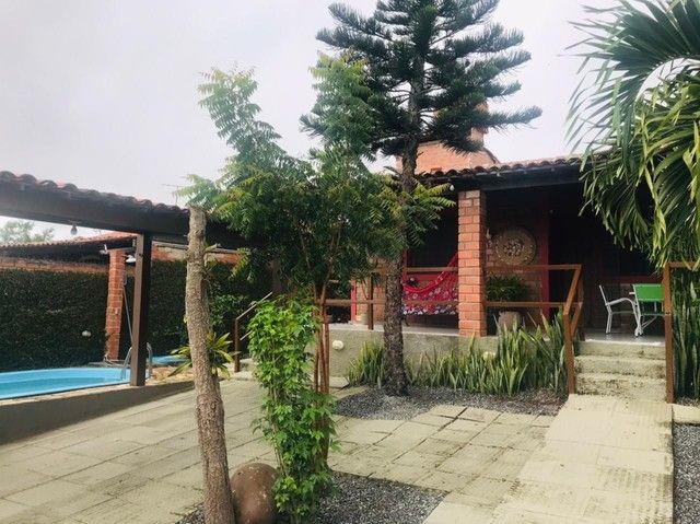 Casa mobiliada com piscina e 5 quartos à venda em Gravatá por R$ 360.000 - Foto 2