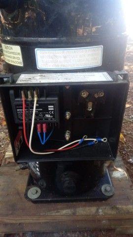 Compressor scool 380 volts - Foto 3