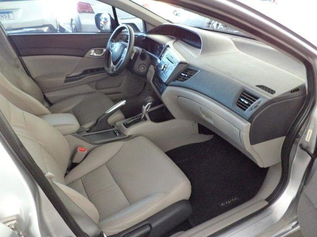 Honda CIVIC LXR 2.0 16V FLEX AUT. - Foto 5