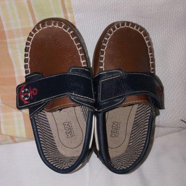 Sapatos e calça infantil - Foto 6