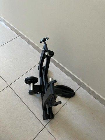 Rolo fixo de bike para treino indoor - Foto 4