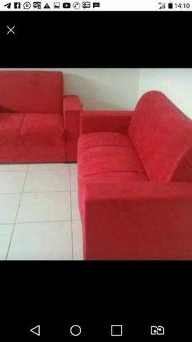 Sofa na promocao apenas R$529 direto da fabrica para voce!