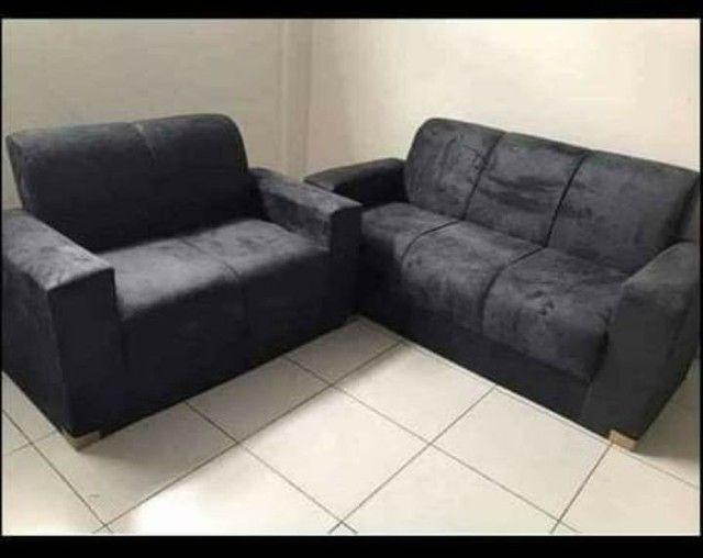 Sofa na promocao apenas R$529 direto da fabrica para voce! - Foto 3