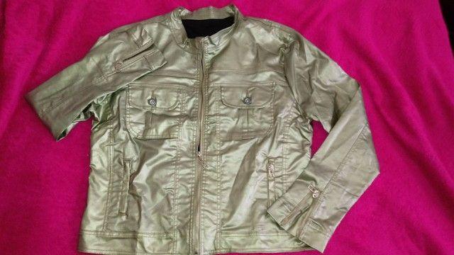 Jaquetas tecido confortável R$150,00 cada - Foto 2